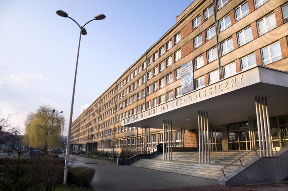 wydział mechaniczny technologiczny politechniki śląskiej w gliwicach