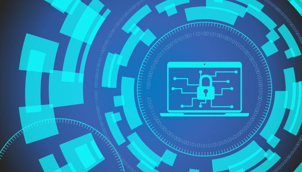 wizualizacja ransomware