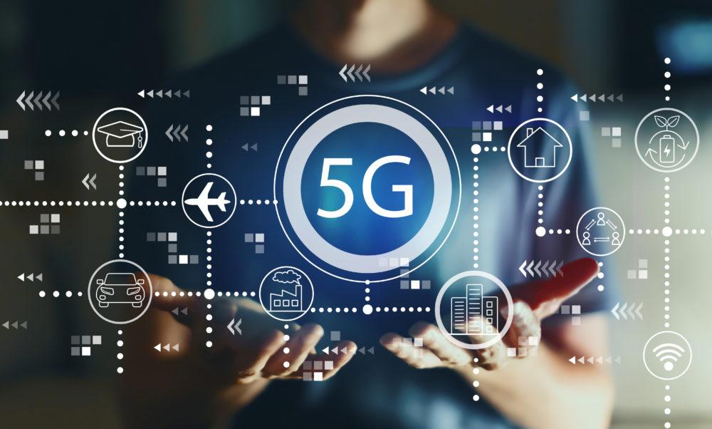 5G - ilustracja