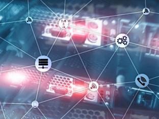 ilustracja prezentująca technologię iot