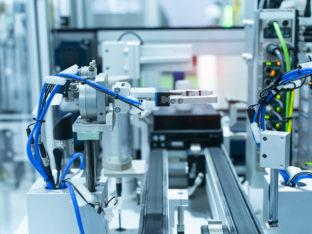 urządzenie przemysłowe