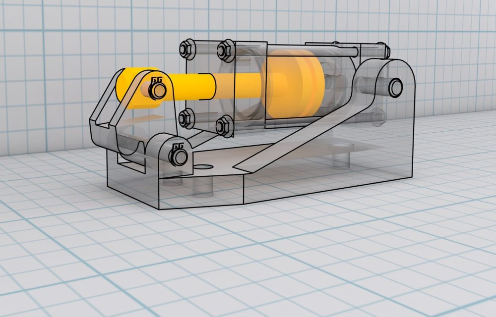 schemat maszyny