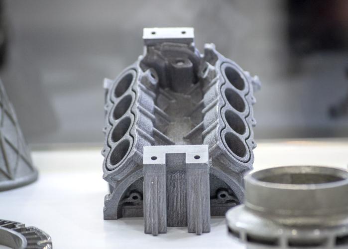 Wydruk wykonany z proszków metali