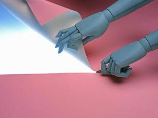 robotyczne dłonie