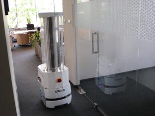 robot uv-c1