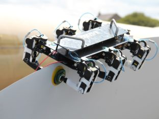robot bladeBUG