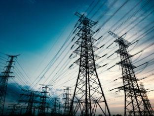 sieć elektryczna
