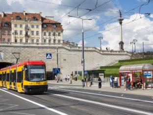tramwaj w Warszawie