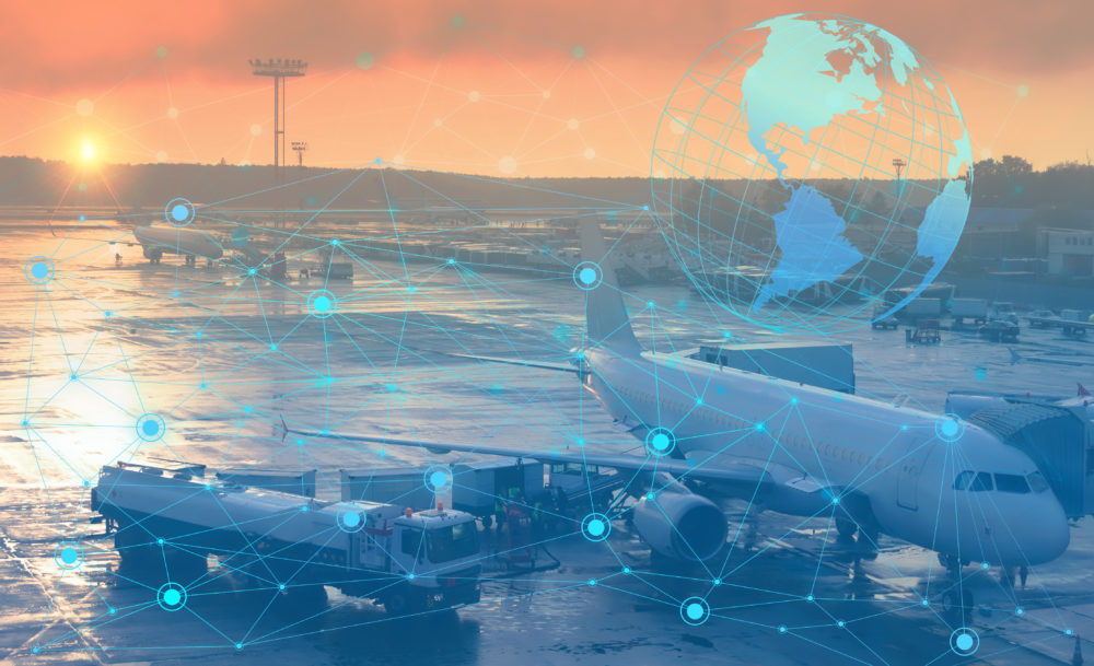 AI w przemyśle lotniczym